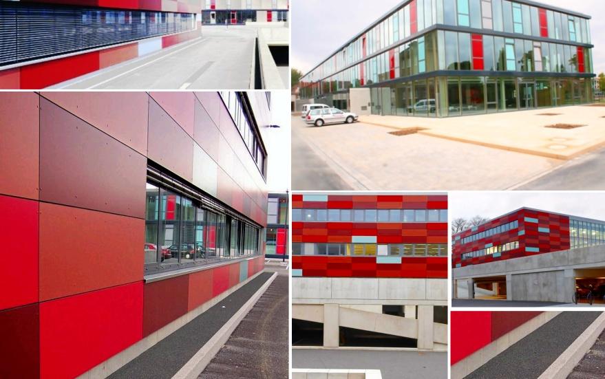 Parkdeck Campus Emilie, Detmold | parkcon.de