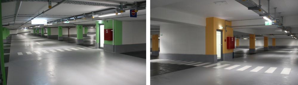 Parkraumsanierung | parkcon + voplan