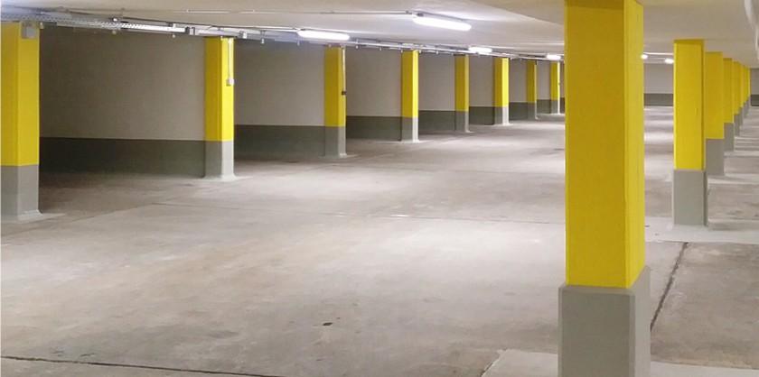 parkcon - Instandsetzung Tiefgarage