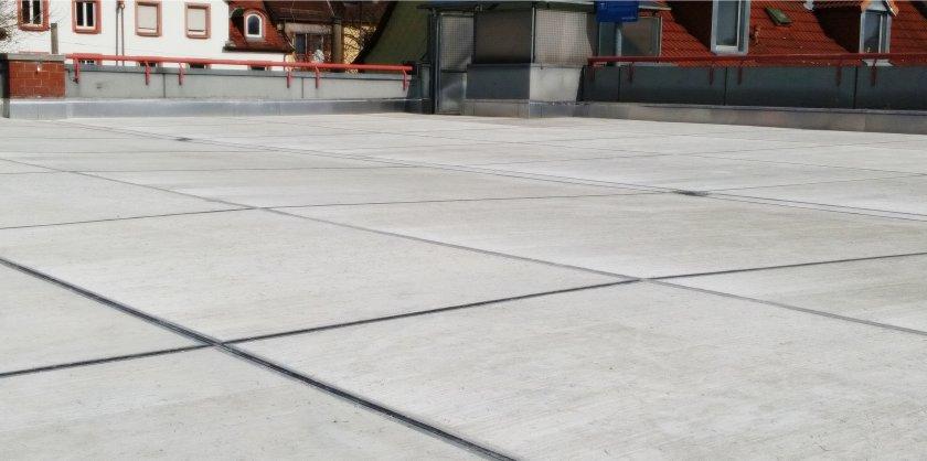 parkcon - Pardach Sanierung Kaiserslautern