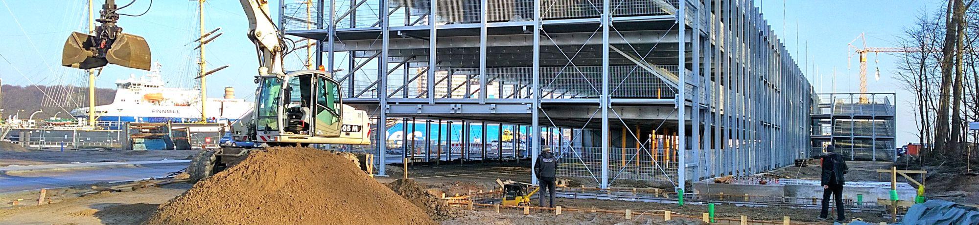 parkcon - Projektmanagement Bau Parkhaus und Tiefgarage